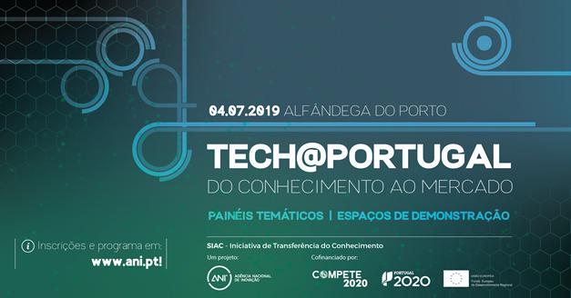 Evento TECH@PORTUGAL